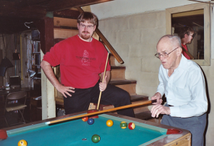 Grandpa Pool