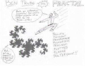 Ben Trube vs. Fractal