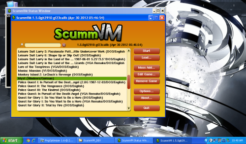 "MYST ""German"" Dev ScummVM"