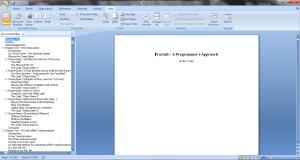 DocumentMap