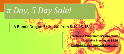 Pi Day Sale Ad Panoramic