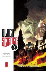 Black Science Vol. 3 (Cover)