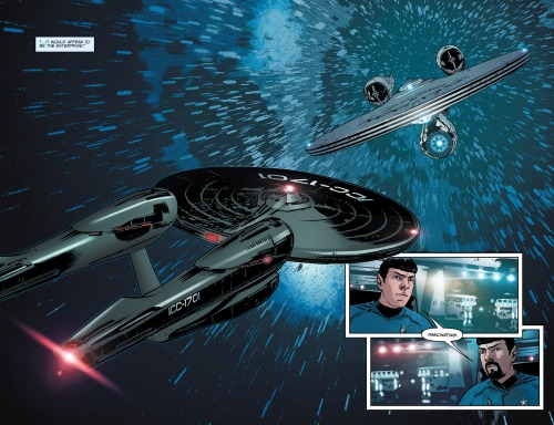 From Star Trek Ongoing Issue #50